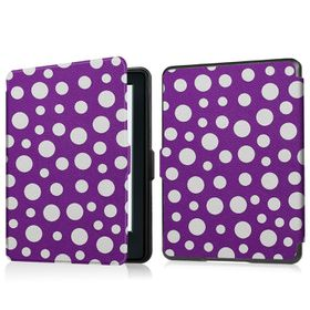 E-Readers 8Th Generation 2016 Kindle Touch Case & Cover -Purple Dot- (Parallel Import)