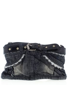 Ladies Lacey Denim Bag