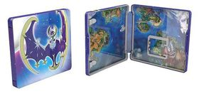 Pokemon Moon and Steelbook - Limited Edition (3DS)