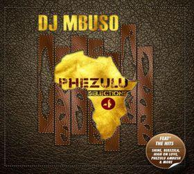 DJ Mbuso - Phezulu Selections 4 (CD)