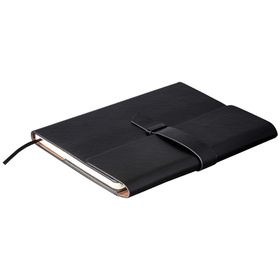Holbay Pens Peninsula Maxi Notebook - Black