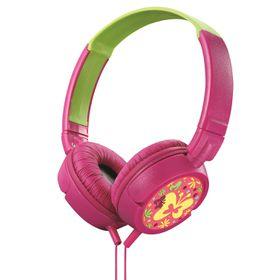 Amplify Kiddies Butterfly Tunez Foldable Headphones