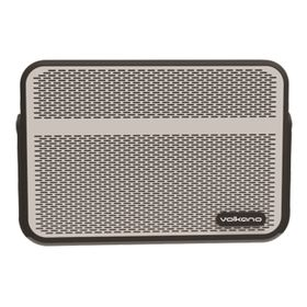 Volkano Edge Bluetooth Speakers - Grey