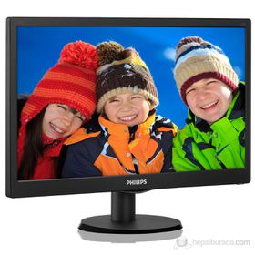 "Philips 193V5LSB2 18.5"" Wide LCD Monitor"