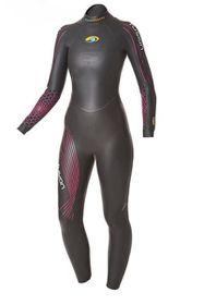 Women's Blue Seventy Fusion Full Wetsuit