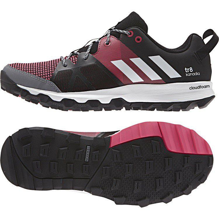 donne è adidas kanadia 8 tracce di scarpe da corsa, comprare online a sud