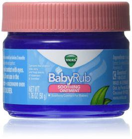 Vicks - 50g Baby Rub