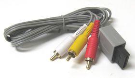 Raz Tech Av Cable for Nintendo Wii