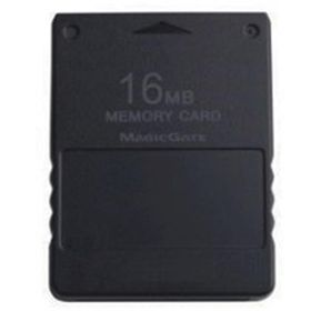 Raz Tech Memory Card - 16 MB for PlayStation 2 (PS2)