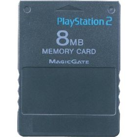 Raz Tech Memory Card - 8 MB for PlayStation 2 (PS2)