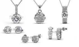 Destiny 3 Piece Elegante Set with Swarovski Crystals
