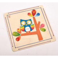 Hape Hoot Owl Paint & Frame