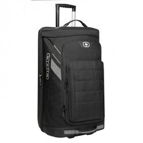 Ogio Tarmac 30 Travel Bag- Black/Silver