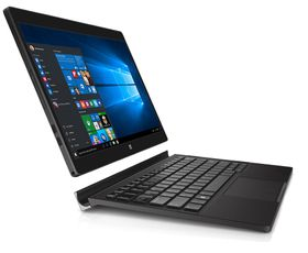 "Dell XPS 12.5"" TOUCH 9250 - Black"