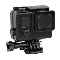 Xtreme Xccessories Black Replacement Housing Hero 4/3+ & 3 - Black