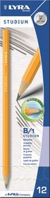 Lyra Studium B Graphite Pencils - Box of 12
