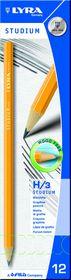Lyra Studium H Graphite Pencils - Box of 12