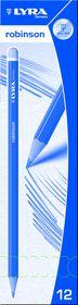 Lyra Robinson 2B Graphite Pencils - Box of 12