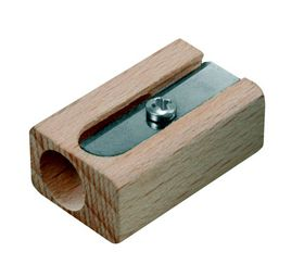 Lyra One-Hole Wood Sharpeners - Box of 24