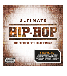 Ultimate Hip-Hop (CD)