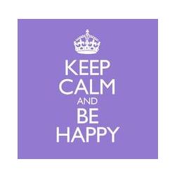 Keep Calm & Be Happy (CD)