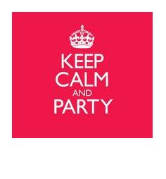 Keep Calm & Party (CD)