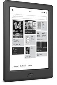 "Kobo Glo 6"" HD - Black"