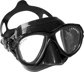 Cressi Eyes Evolution Black Diving Mask