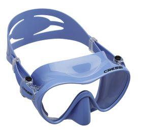 Cressi F1 Blue Diving Mask