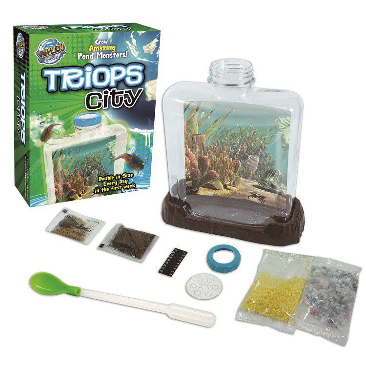 Wild Science Triops City Loading Zoom