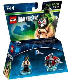 Lego Dimensions 1: Fun: Dc Bane