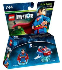 LEGO Dimensions 1: Fun: Dc Superman