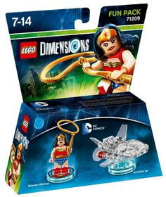 LEGO Dimensions 1: Fun: Dc Wonder Woman