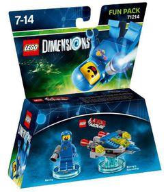LEGO Dimensions 1: Fun: LEGO Movie - Benny