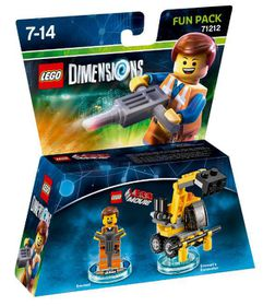 LEGO Dimensions 1: Fun: LEGO Movie - Emmet