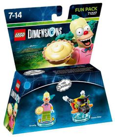 LEGO Dimensions 1: Fun: Simpsons - Krusty