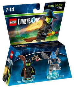 Lego Dimensions 1: Fun: Wicked Witch Of The West