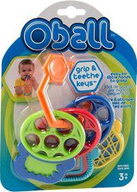Oball - Grip 'N Teeth Keys