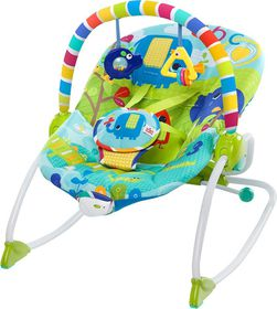 Bright Starts - Infant To Toddler Rocker - Merry Sunshine