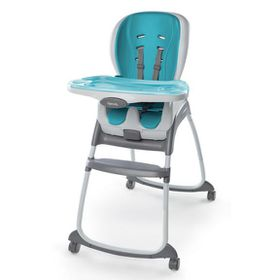 Ingenuity - 3-In-1 Smart Clean High Chair - Aqua