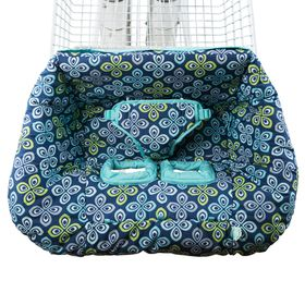 Comfort and Harmony - Cosy Cart Cover - Midnight Mosaic