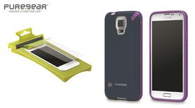 Puregear Bundle for Samsung S5 - Blue
