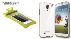 Puregear Bundle for Samsung S5 - White