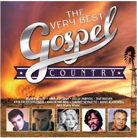 The Very Best Of Gospel Country (CD)