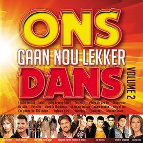 Ons Gaan Nou Lekker Dans Vol.2 (CD)