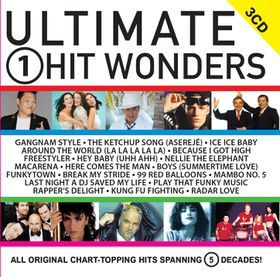 Various Artist - Ultimate 1 Hit Wonders (CD)