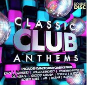 Classic Club Anthems (CD)