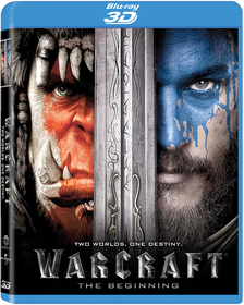 Warcraft (2016) (3D Blu-ray)
