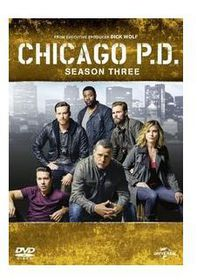 Chicago P.D. Season 3 (DVD)