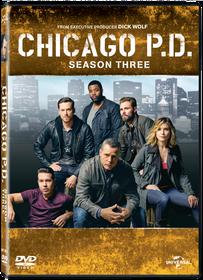 Chicago P.D. Season 3 (DVD)